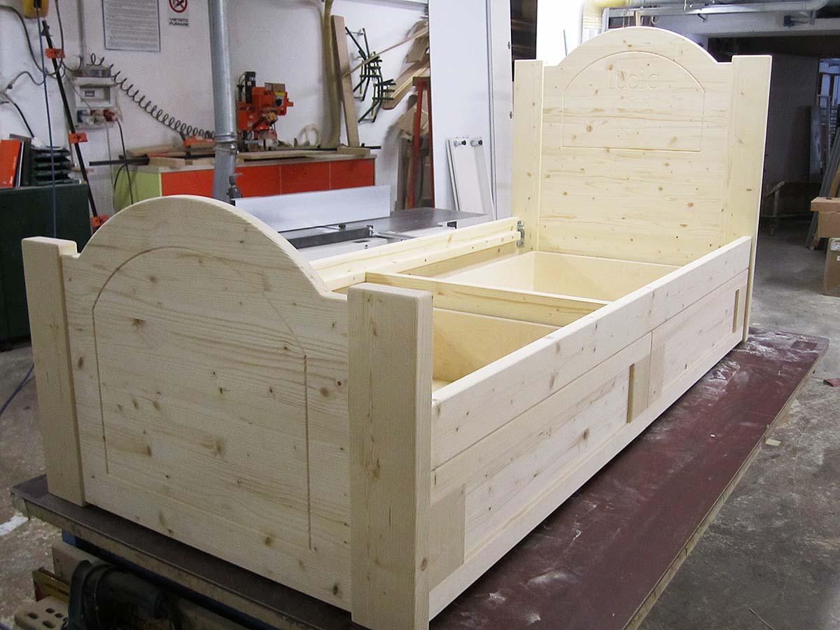 falegnameria caldini cameretta su misura